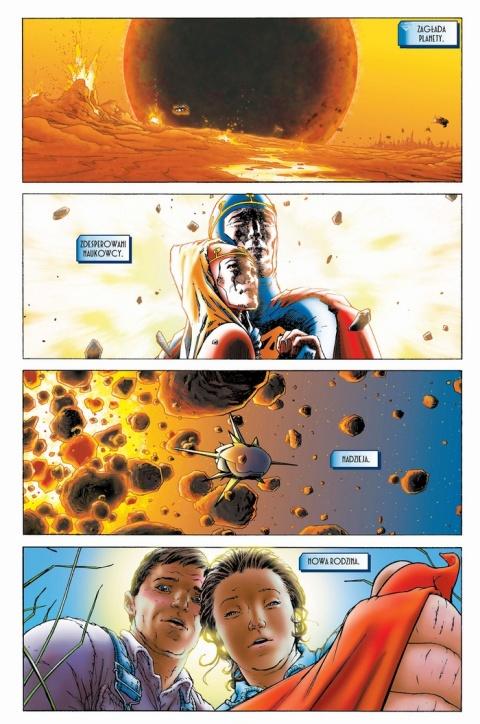 Superman nowy