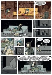 hilda komiks