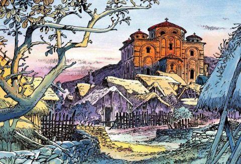 kosciol bizantyjski