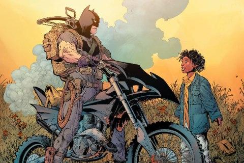 bat-motocykl