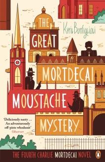 The Great Mortdecai Moustache Mystery