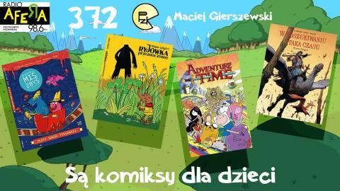 są komiksy dla dzieci