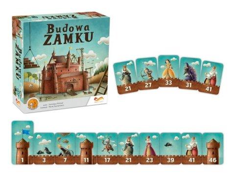 budowa zamku Szymanowicz