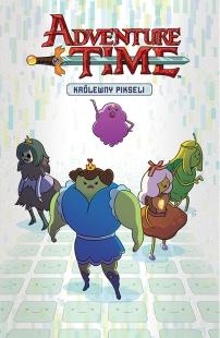 Adventure Time - powieść graficzna
