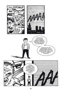 jak dziala komiks