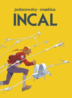 incal cover