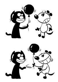 Piotr Nowacki komiks