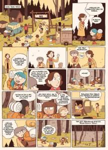 komiks hilda