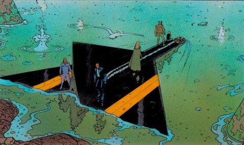 Mœbius incal