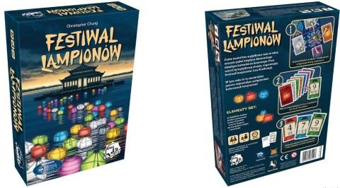 Festiwal lampionów gra