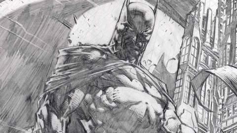 Finch batman